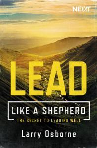 Lead Like a Shepherd Book