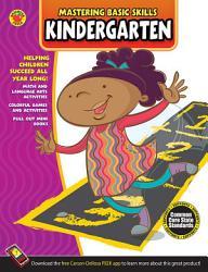 Mastering Basic Skills   Kindergarten Workbook PDF