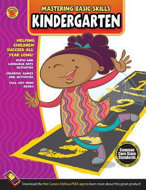 Mastering Basic Skills   Kindergarten Workbook