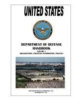 U. S. Department of Defense Handbook