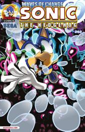 Sonic the Hedgehog #262