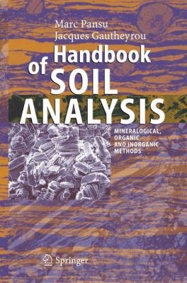 Handbook of Soil Analysis PDF
