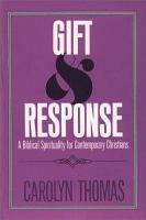 Gift and Response PDF