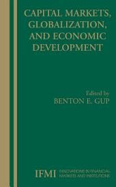 Capital Markets, Globalization, and Economic Development