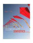 Elementary Statistics PDF