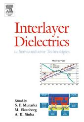 Interlayer Dielectrics for Semiconductor Technologies