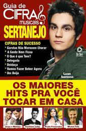 Guia de Cifras Musicais 02: Sertanejo