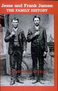 Jesse and Frank James Book