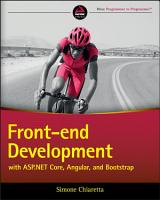 Front end Development with ASP NET Core  Angular  and Bootstrap PDF
