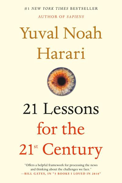 Download 21 Lessons for the 21st Century Book
