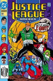 Justice League America (1987-) #63