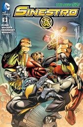 Sinestro (2014-) #9