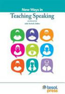 New Ways in Teaching Speaking PDF