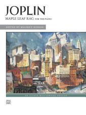Maple Leaf Rag: Early Advanced Piano Solo