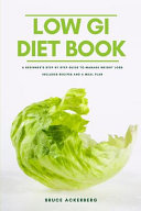 The Low GI Diet Book PDF