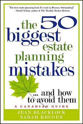 The 50 Biggest Estate Planning Mistakes   and How to Avoid Them PDF