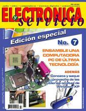 Electrónica y Servicio Edición Especial: Ensamble una computadora PC de última tecnología
