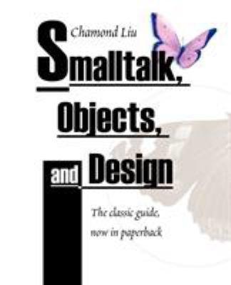 Smalltalk  Objects  and Design PDF