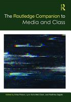 The Routledge Companion to Media and Class PDF