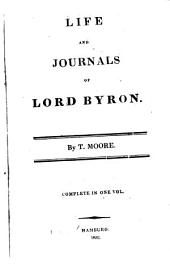 Life and journals [&c.]. Complete in one vol