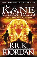 The Throne of Fire (The Kane Chronicles Book 2)
