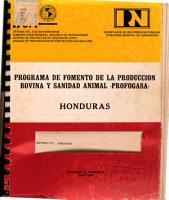 Programa de Fomento de la Producci  n Bovina y Sanidad Animal PROFOGASA  Cap  tulo VI  Ejecuci  n PDF