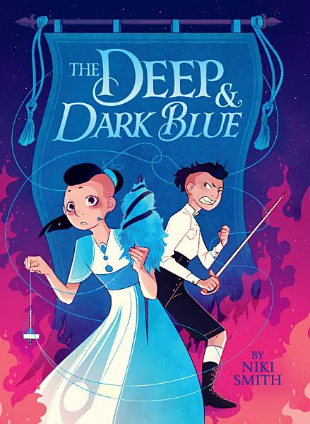 Download The Deep   Dark Blue Book