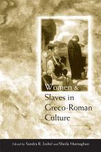 Women and Slaves in Greco Roman Culture PDF