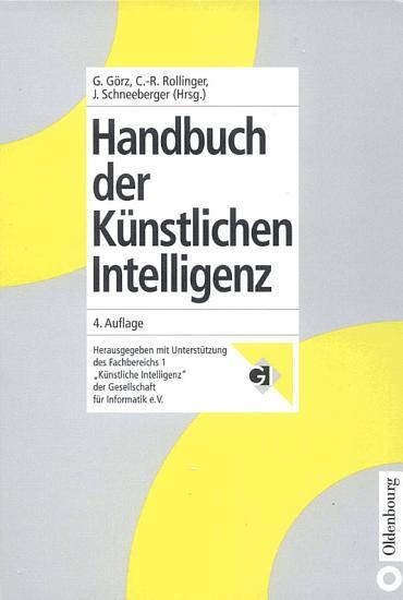 Handbuch der K  nstlichen Intelligenz PDF