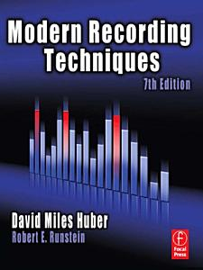 Modern Recording Techniques Book