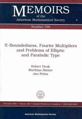 R-Boundedness, Fourier Multipliers and Problems of Elliptic and Parabolic Type