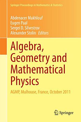 Algebra  Geometry and Mathematical Physics PDF