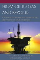 From Oil to Gas and Beyond PDF