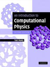 An Introduction to Computational Physics: Edition 2