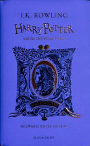 Harry Potter and the Half Blood Prince   Ravenclaw Edition Book