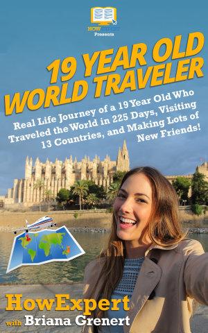 19 Year Old World Traveler