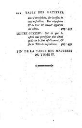 Lettres A Une Princesse D'Allemagne Sur Divers Sujets de Physique & de Philosophie: Volume3