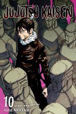Jujutsu Kaisen, Vol. 10