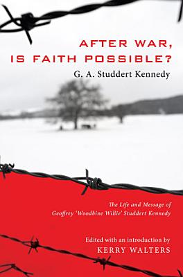 After War  Is Faith Possible  PDF
