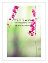 Words of Wisdom (Volume 61): 1001 Quotes & Quotations