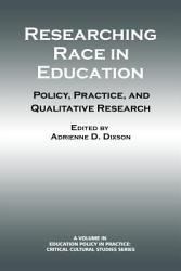 Researching Race In Education Book PDF