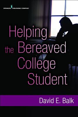 Helping the Bereaved College Student PDF