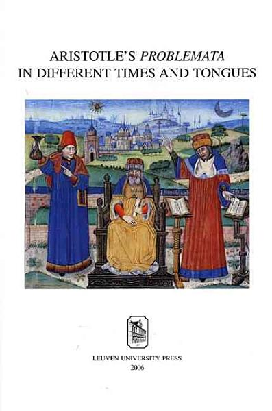 Download Aristotle s Problemata in Different Times and Tongues Book
