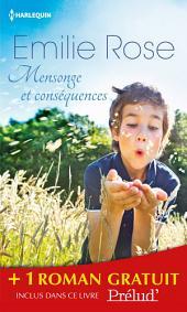 Mensonge et conséquences - Le pavillon d'été: (promotion)