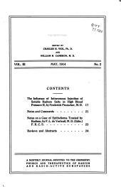 Radium: Volume 3