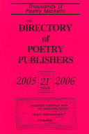 The Directory of Poetry Publishers PDF
