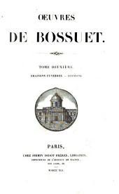 Œuvres de Bossuet ...