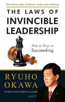 The Laws of Invincible Leadership PDF
