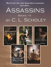 ASSASSINS SERIES-: Books 1-5