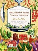 Thousand Recipe Chinese Cookbook
